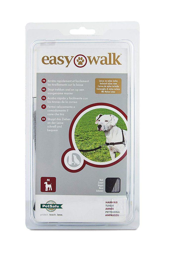 PetSafe Harnais pour Chien Moyen Easy Walk2